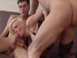 Sexy French mature